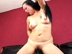 Juicy And Sexy Mommy Yummi Bounce Up And Down On Huge Black Meat
